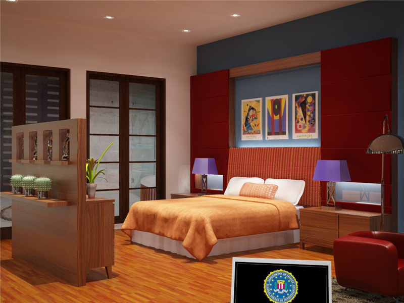 Aneka inspirasi Desain Interior Kamar Tidur Rumah Minimalis 2015 yg indah