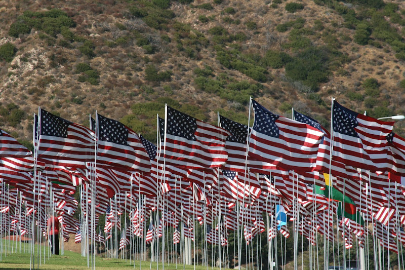 Pepperdine 9/11 remembrance tribute