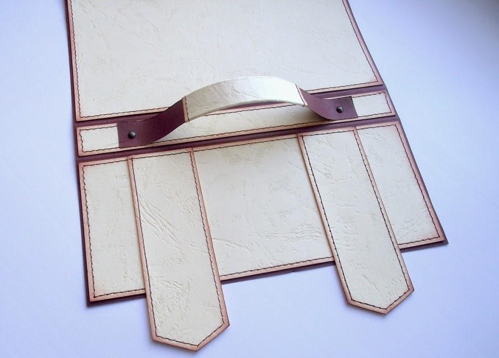 Открытка портфель из бумаги своими руками 68