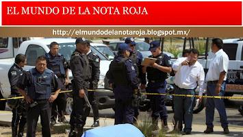 INFORMACIÓN POLICÍACA EN EL MUNDO DE SAN LUIS.