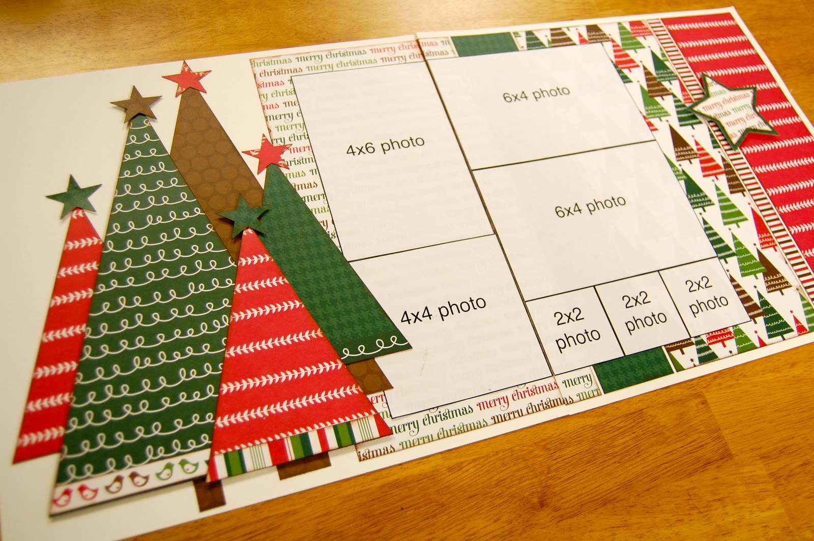 SCRAPBOOK GENERATION: Christmas kits added to website!