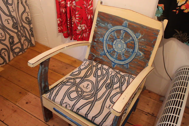 nautical chair