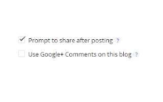 how to enable google plus comment widget