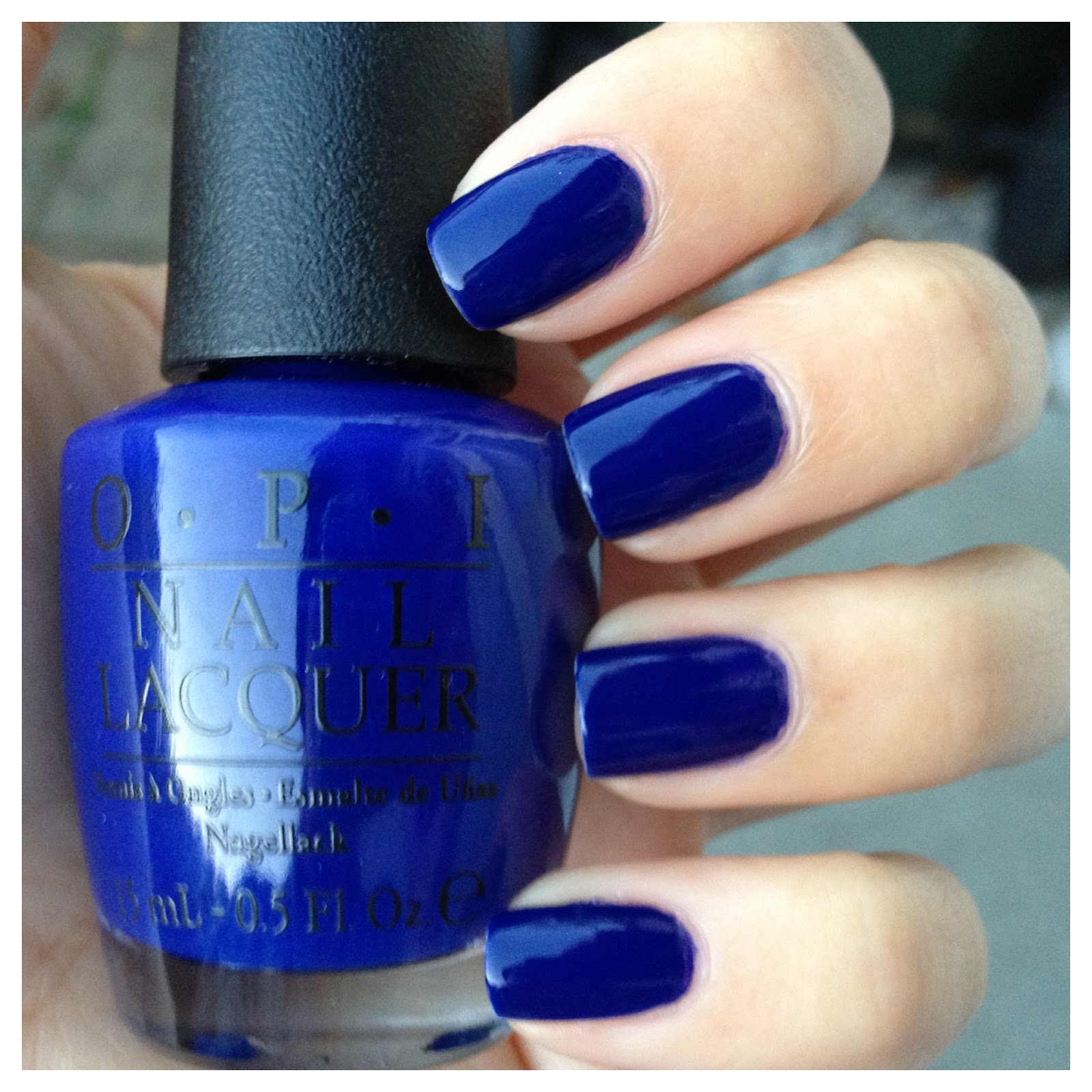 What I Blog About When I Blog About Books: NOTD: OPI