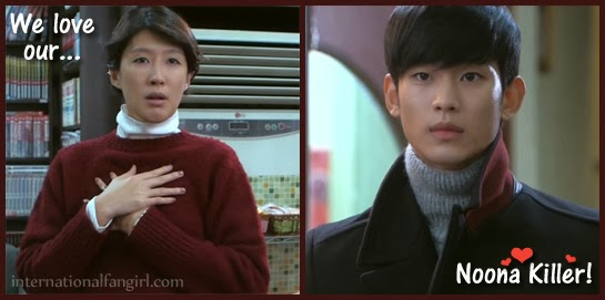 Noona Killer Kim Soo Hyun as Do Min Joon 김수현 in You Who Came From the Stars 별에서 온 그대