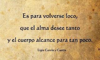 frases de Ligia García y García