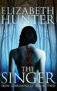 elizabeth hunter, irin chronicles, irin, book review, the singer
