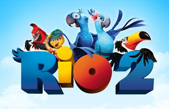 citicraz.blogspot.com, Rio 2, trailer, pelicula