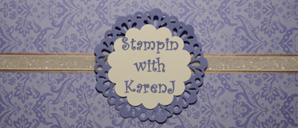 Stampin with KarenJ