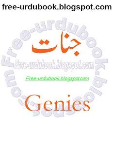Genies Book