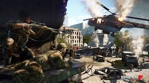 Free Download Sniper Ghost Warrior 2 Game For PC