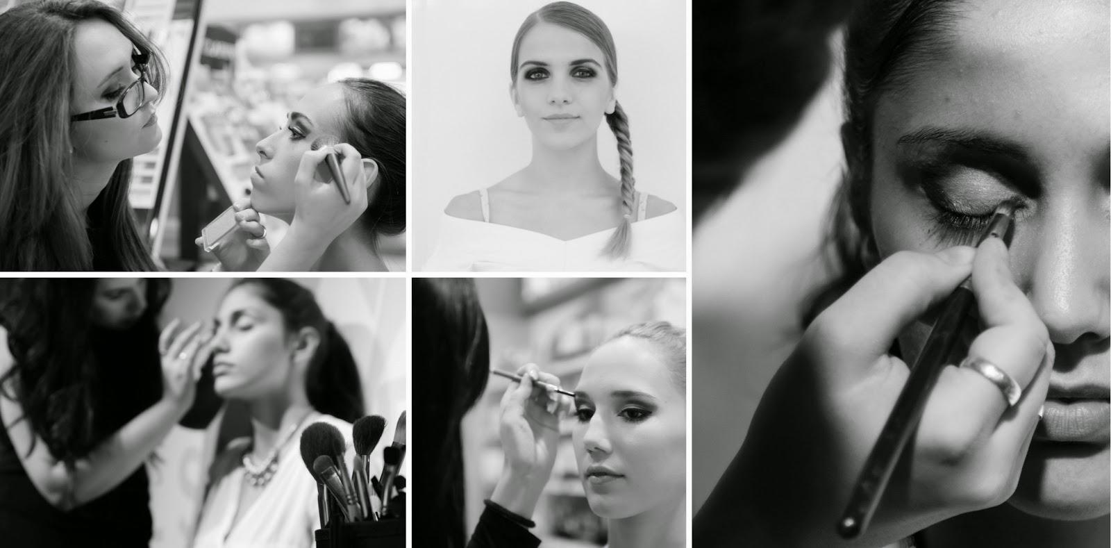 Maquillaje Thader FashionWeek