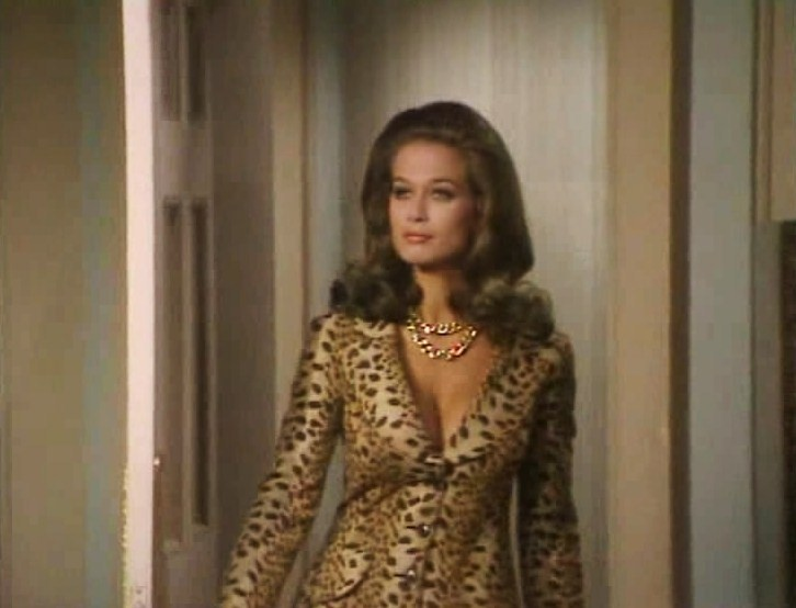 The gallery for --> Valerie Leon Never Say Never Again