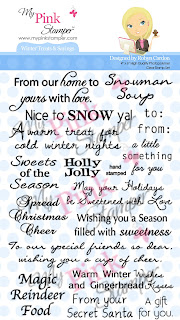 Winter Treats &amp; Sayings