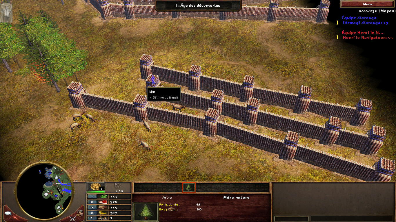 age of empires 3 guide sur les murs armag community. Black Bedroom Furniture Sets. Home Design Ideas
