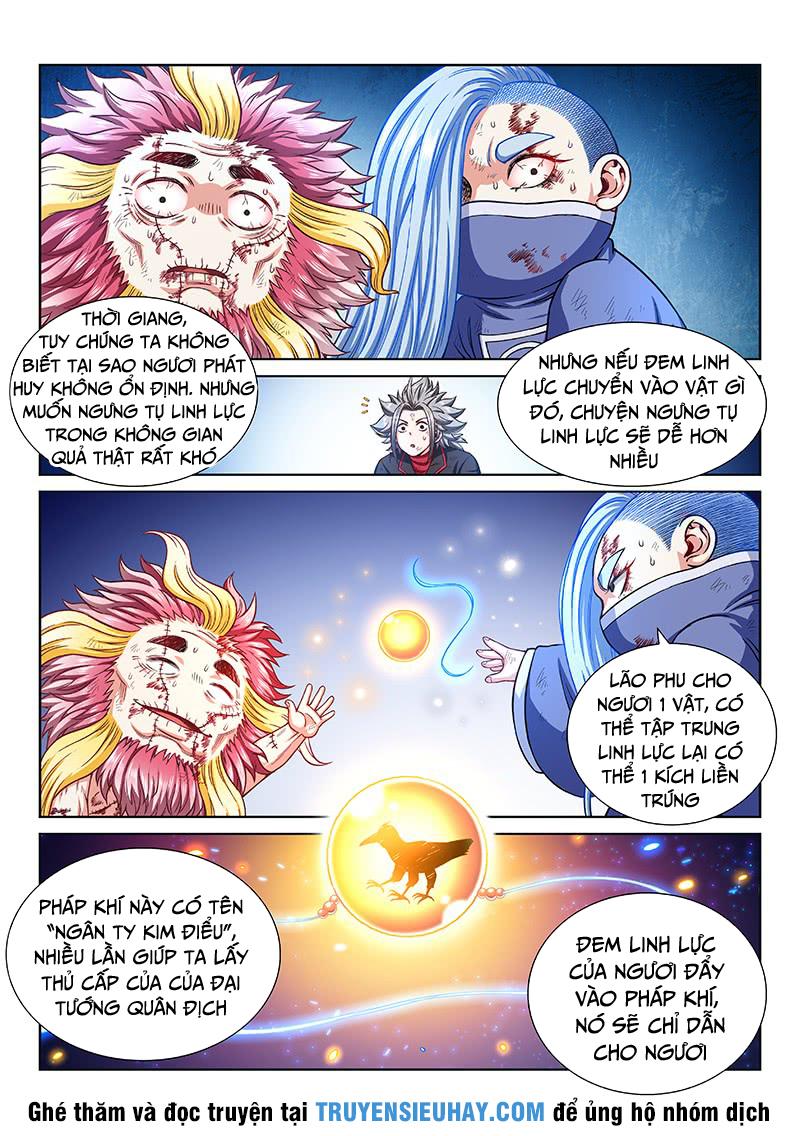 Ta Là Đại Thần Tiên chap 183 - Trang 11