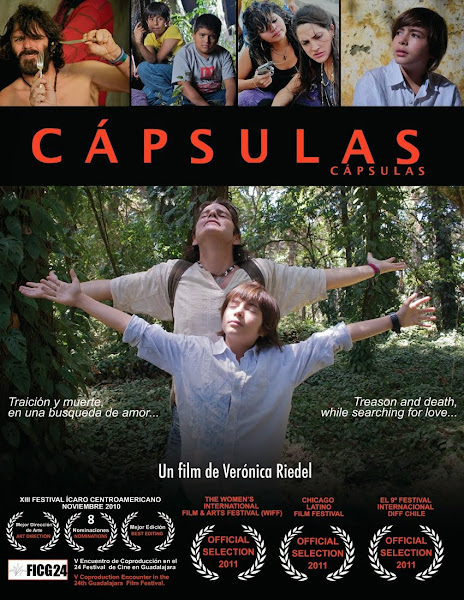 Capsulas, pelicula guatemalteca - Official Website - BenjaminMadeira