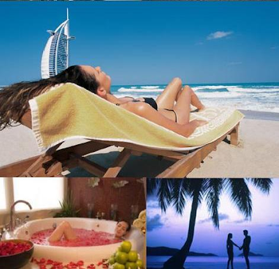 Dubai one of the chosen honeymoon destinations travel for Best hotels in dubai for couples