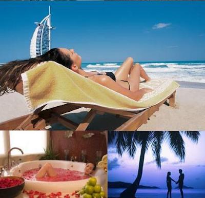 Dubai one of the chosen honeymoon destinations travel for Best hotels in dubai for couples