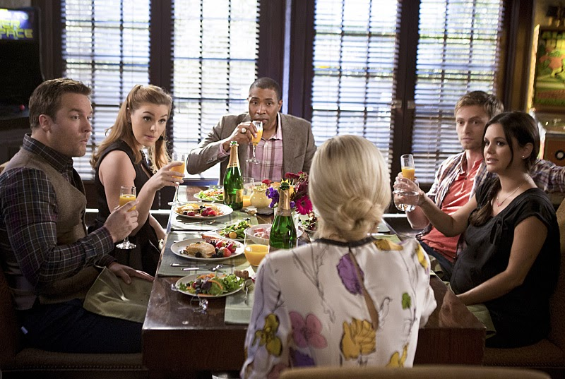 Hart of Dixie - Episode 4.09 - End of Days - Promotional Photos