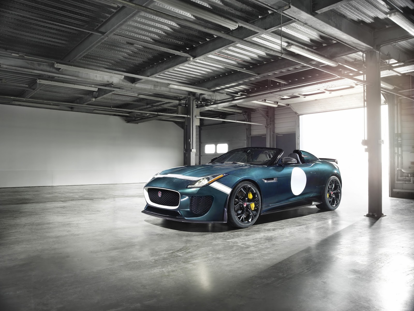 Jaguar F-Type Project 7 Gets Production Run