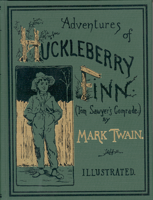 a disturbing novel to many mark twains huckleberry finn Dramatizing twain's fiction, however, can actually pose considerable problems in the case of ''huckleberry finn,'' the book's first-person narration remains difficult to translate to other media.