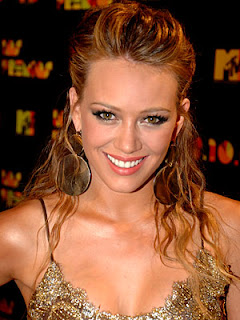 Celebrity Hilary Duff Hairstyle Ideas For Girls