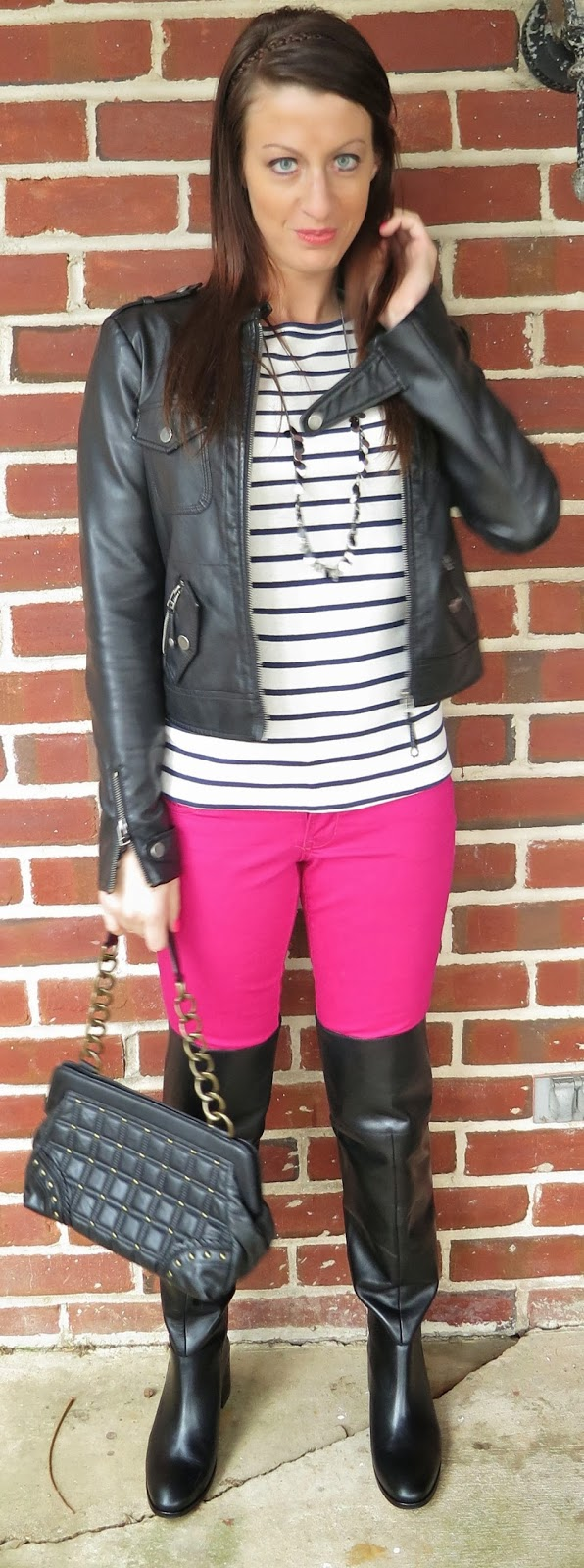 Boots, Fashion, leather jacket, Outfit Ideas, outfit of the day, Outfits, what i wore,