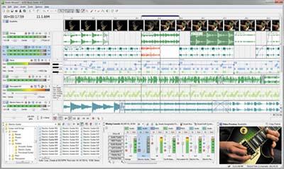 Sony ACID Music Studio 10.0 Build 99 Full Crack Keygen