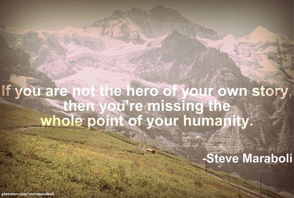 Become HERO HUMAN Again(tm)