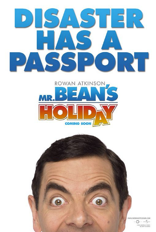 Mr Beans Holiday movie poster