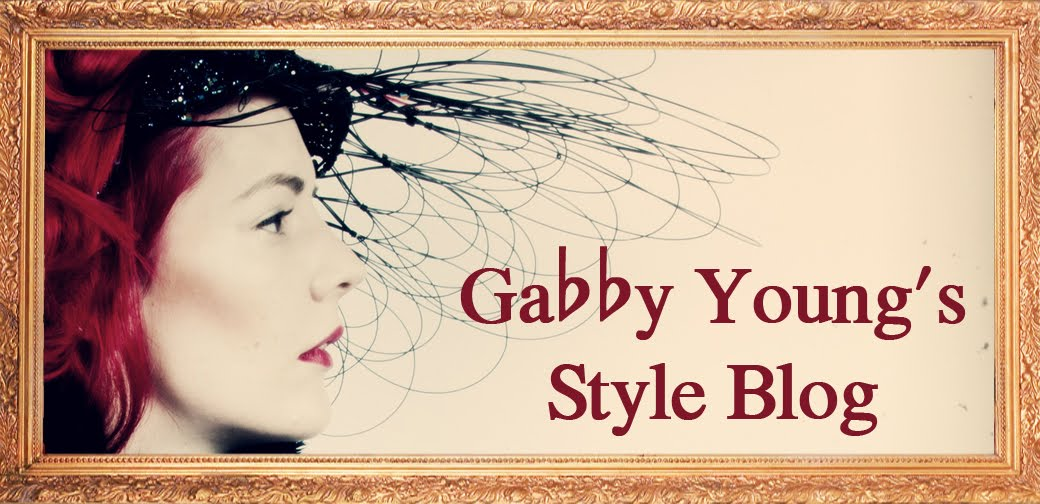 GABBY YOUNG&#39;S STYLE BLOG