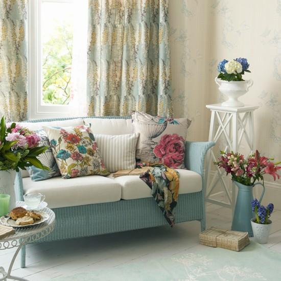 Decoraci N Interior De Sala Floral Ideas Para Decorar Dise Ar Y Mejorar Tu