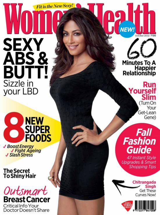 Chitrangada Singh – Women's Health India (October 2012)