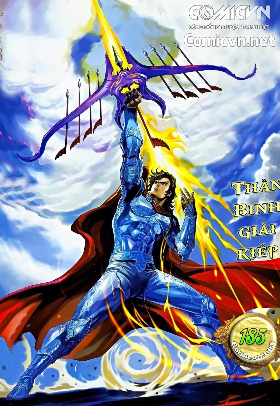 Thần binh huyền kỳ 3 - 3.5 tập 185 - 1