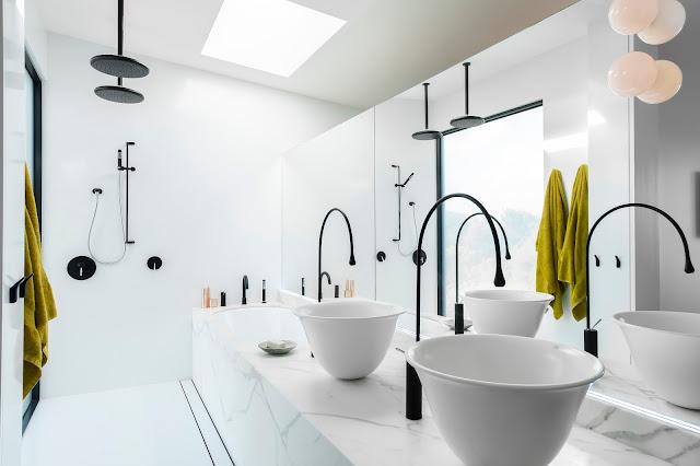 Minosa Melbourne Bathroom Design A Famous House View
