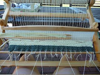dywanik z gałganków