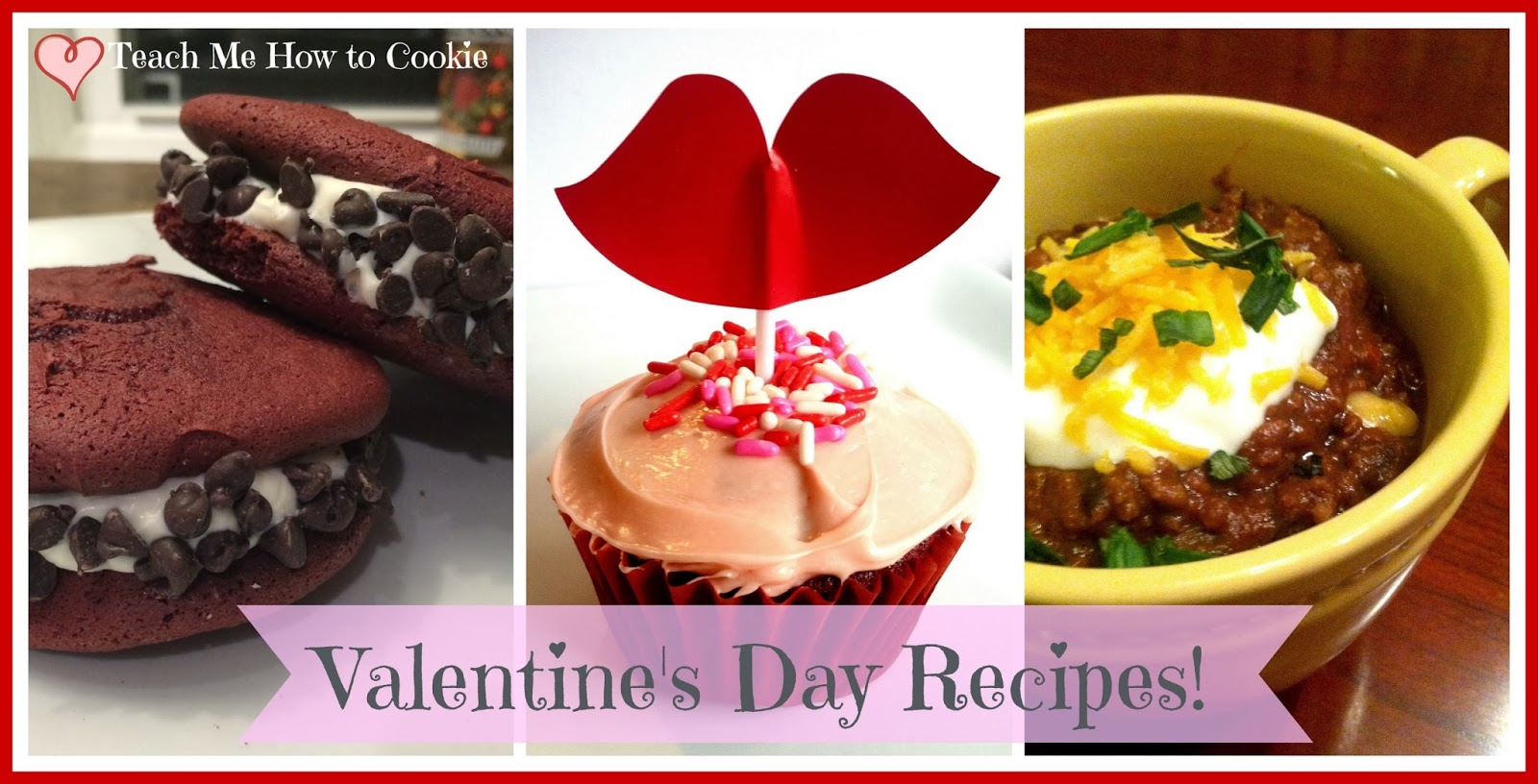 Valentine's Recipes