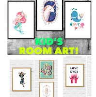 NEW 2018 Free Printables Gallery Wall