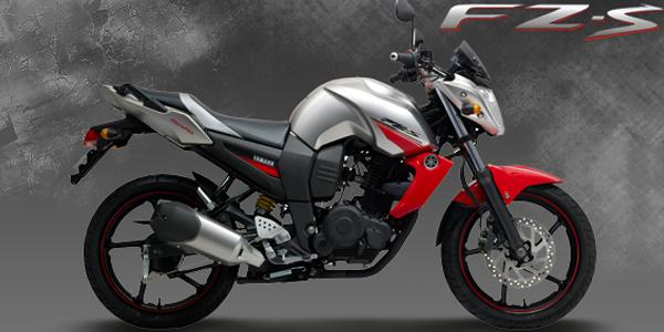 Yamaha fz 150 white