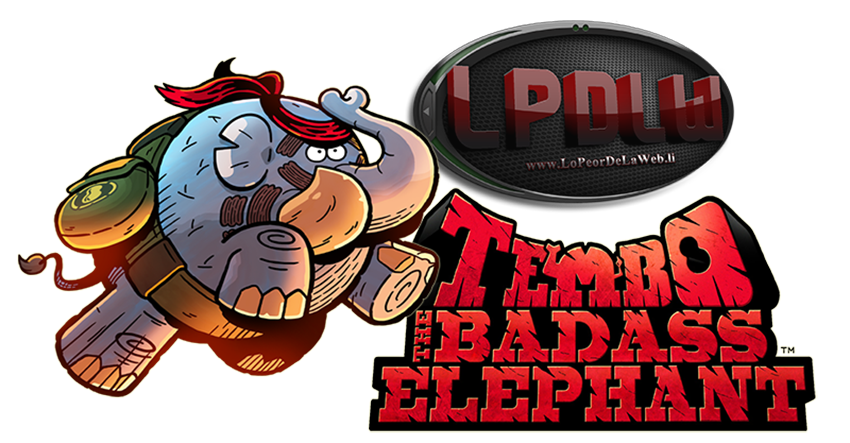 Tembo The Badass Elephant Multilenguaje (Castellano)