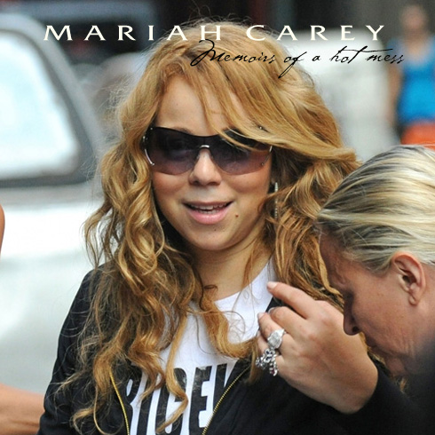 Mariah Carey - Memoirs of a hot mess | Snapped out 'n about