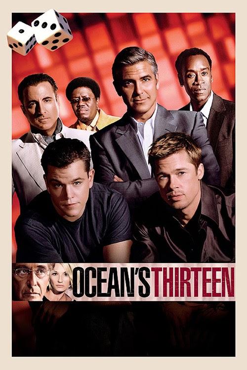 Ocean's Thirteen: 13 tên cướp thế kỷ