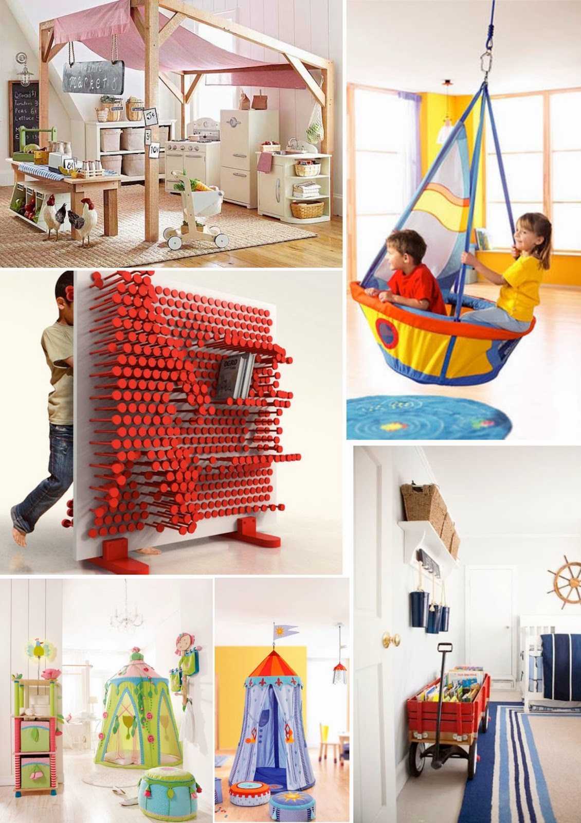 Inspiração decoração quarto infantil Mamãe de Salto
