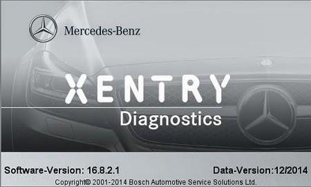 Mercedes-DAS-XENTRY