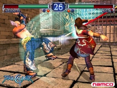 Soul Calibur 2 Ps2 Iso Juegos Para PlayStation 2