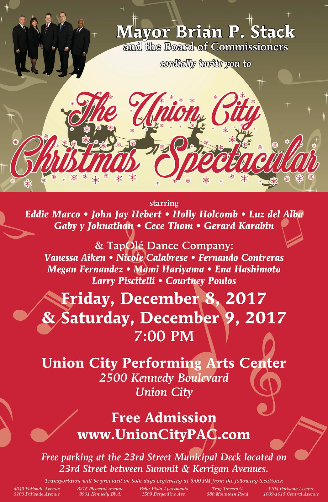The Union City Christmas Spectacular