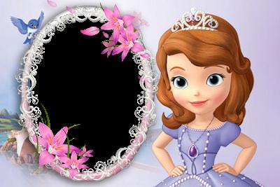 Marco princesa Sofia