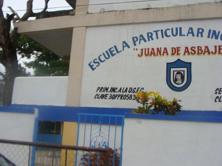 escuela primaria juana asbaje: