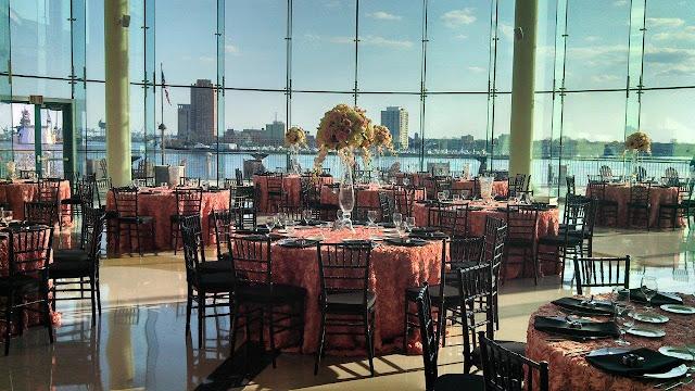 Isha Foss Events Design Blush Black hydrange roses orchids Half Moone Wedding